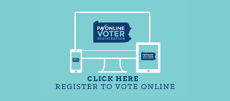 Register to Vote Online